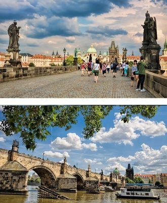MOOo by the Castle Apartments - locations Charles bridge