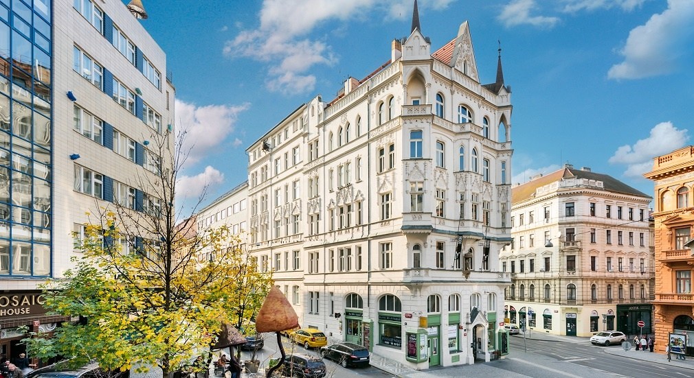 MOOo Downtown | Luxurious apartments in the center of Prague