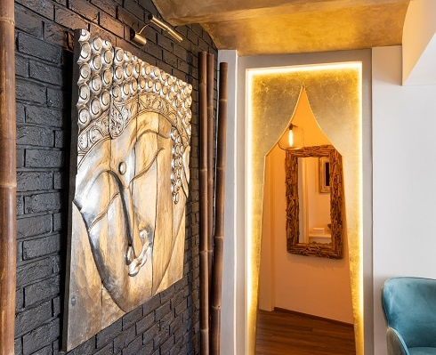 shanti massage - MOOo Downtown | Luxurious apartments in the center of Prague